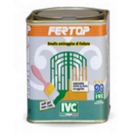 Smalto antiruggine gel 750 ml Fertop Ivc